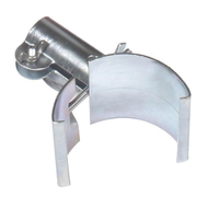 Metal Socket Clamp 29mm (WT619)