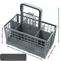 Cutlery Basket Dishwasher - Universal