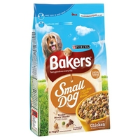 Bakers Complete Small Dog - Chicken 2.7kg