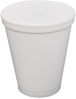 Foam Cups 8oz/220ml Ctn 1000