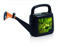 5L Watering Can Black Leaf 580X123X265