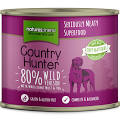 Country Hunter Wild Venison Dog Cans 600g x 6