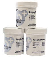 PROPHY PASTE MEDIUM ORANGE 250g