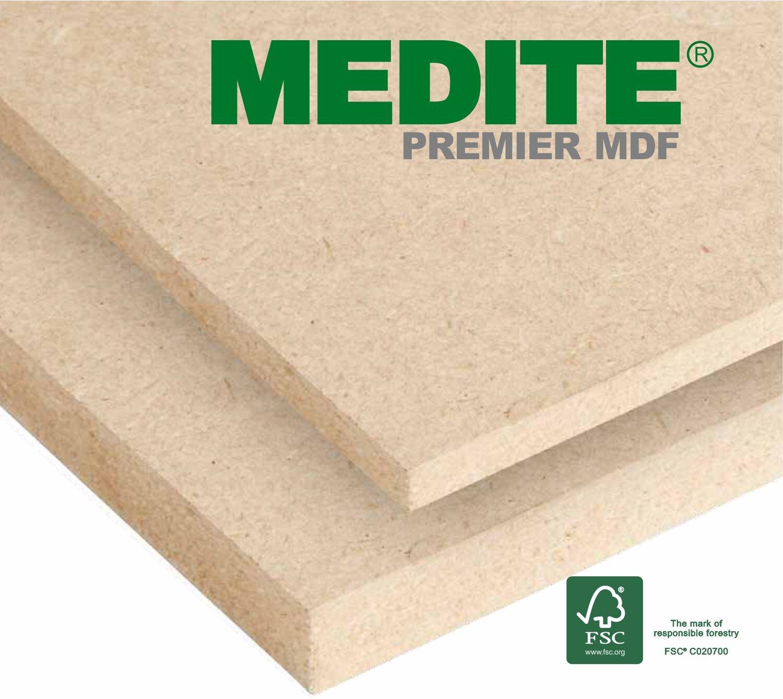 MEDITE Premier MDF & Laser Ply