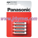 Panasonic  AAA  Batteries x12