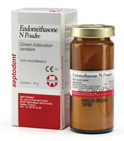 SEPTODONT ENDOMETHAZONE N LIQUID 10 ML