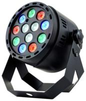 FUN GENERATION LED SPOT 12X1 WATT RGBW IP20