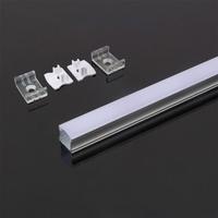 VT-8110-W Aluminium PCB 20mm Profile