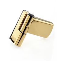 PATRIOT PLUS DOOR HINGE 22MM GOLD