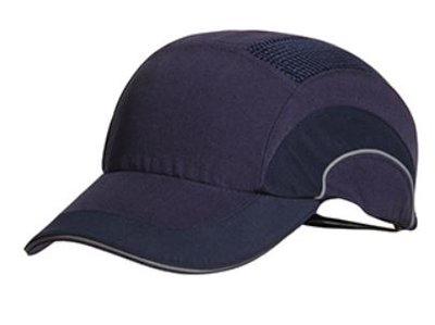 JSP Hardcap A1+ Navy Baseball Bump Cap