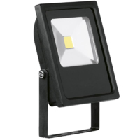 ENLITE 10W LED FLOOD LIGHT 220-240V 750LM 4000K COOL WHITE 25,000HRS