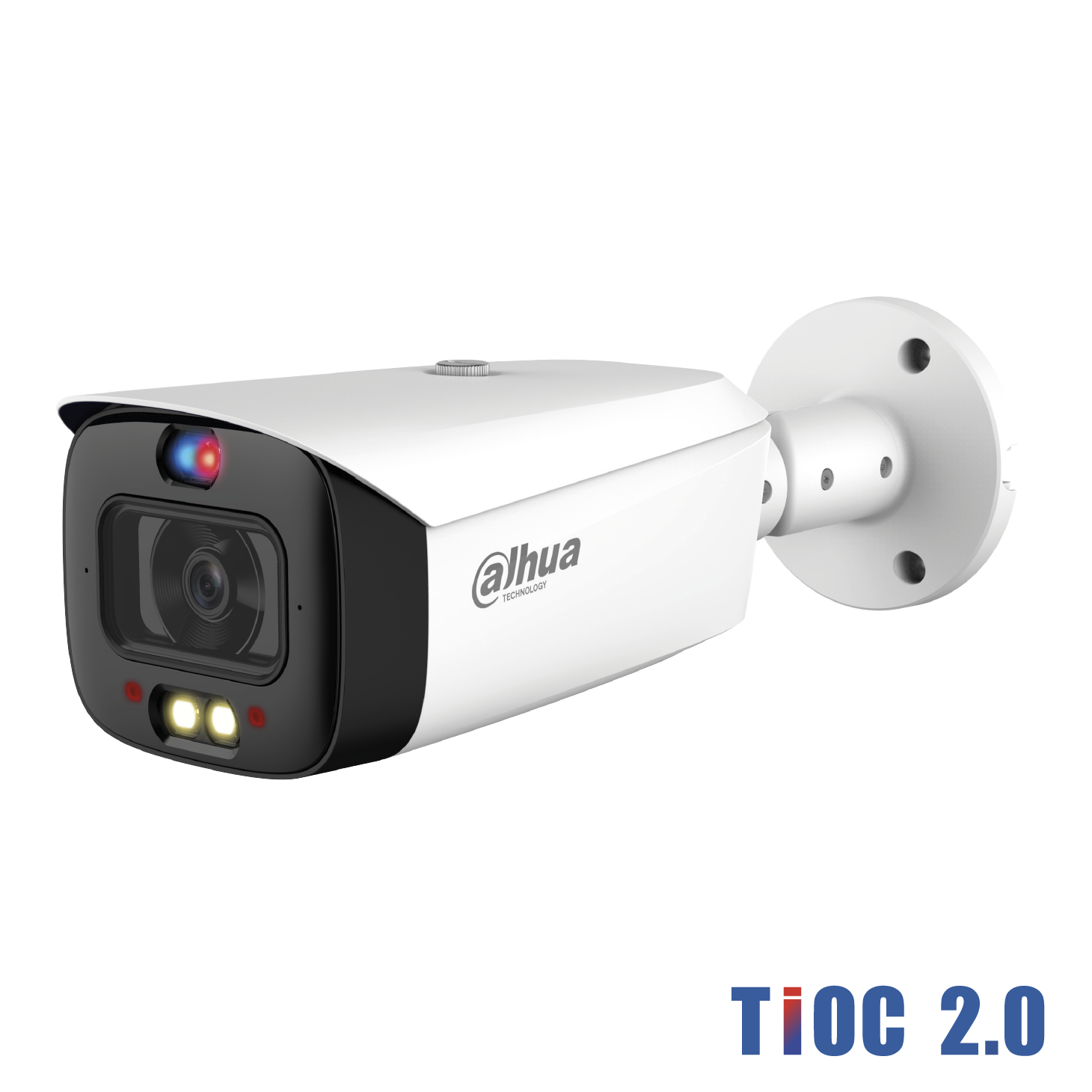 Dahua IP 5MP TiOC 2.0 IR & LED Bullet 3.6mm Dual Illumination 30mtr