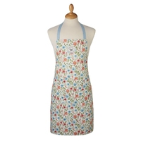 Country  Floral Cotton Apron