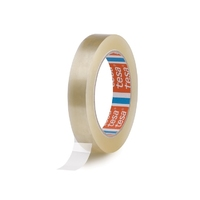 "Tesa 1"" 25mm Clear PVC Tape (WT389)"