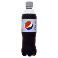 Bottle Diet Pepsi-(24x500ml) UK