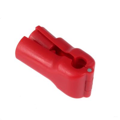 SEKURA 6mm Stoplock Red (10)