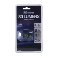AP 80 Lumens LED Headtorch