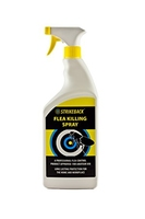 Strikeback Flea Killing Spray 1 Litre x 1