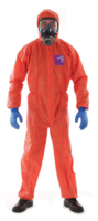 Microgard 1500 Coverall Red