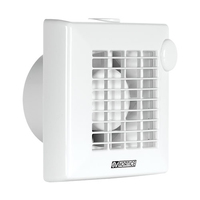 """Vortice 4"""" Punto Extractor Fan Timer"""