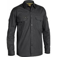 Bisley X Airflow Ripstop Lightweight Vented Long Sleeve Shirt
