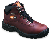 STERLING PAIR SS813 SM WATER RESISTANT HIKER BOOT WITH MIDSOLE