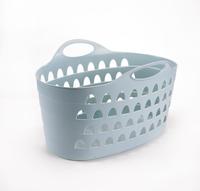 60L Flexi Basket Duck Egg