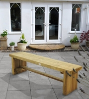 DOUBLE SLEEPER BENCH 1.5M - DSBEN15HD