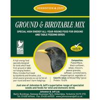 Johnston & Jeff Ground & Table Mix 12.75kg