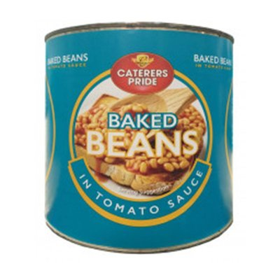 Small Tin Baked Beans in Tomato Sauce