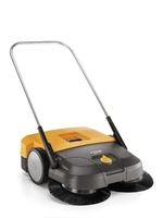 Stiga Push Sweeper - ideal for general clearing and clean up
