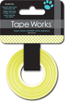 Tape Polka Dot Pear Green (Priced in singles, order in multiples of 4)