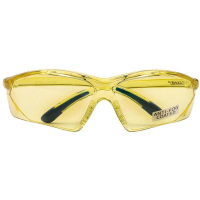 Draper Safety Specs Yellow Anti-Mist