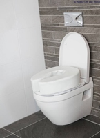 padded toilet seat
