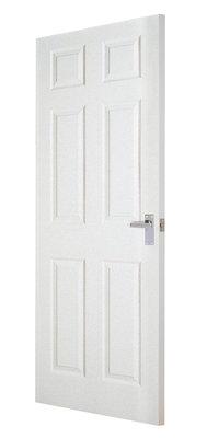 """Door Regency Irish 6'8""""X2'10"""" Smooth"""