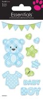 Baby Bear Boy Essential Craft Sticker.