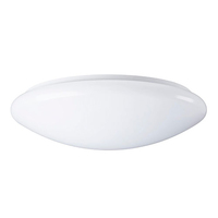 12W IP44 LED Syl-Circle Fitting White 3000K