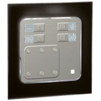Arteor Dimmer (3x1000) With Box - Magnesium | LV0501.2651