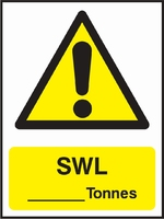Lift Safety Sign LIFT0008-0802