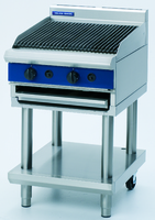 Blue Seal Chargrill Gas 18.6kw 600mm x 812mm x 1085mm