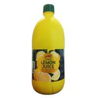 Lemon Juice (KTC) 6x1ltr