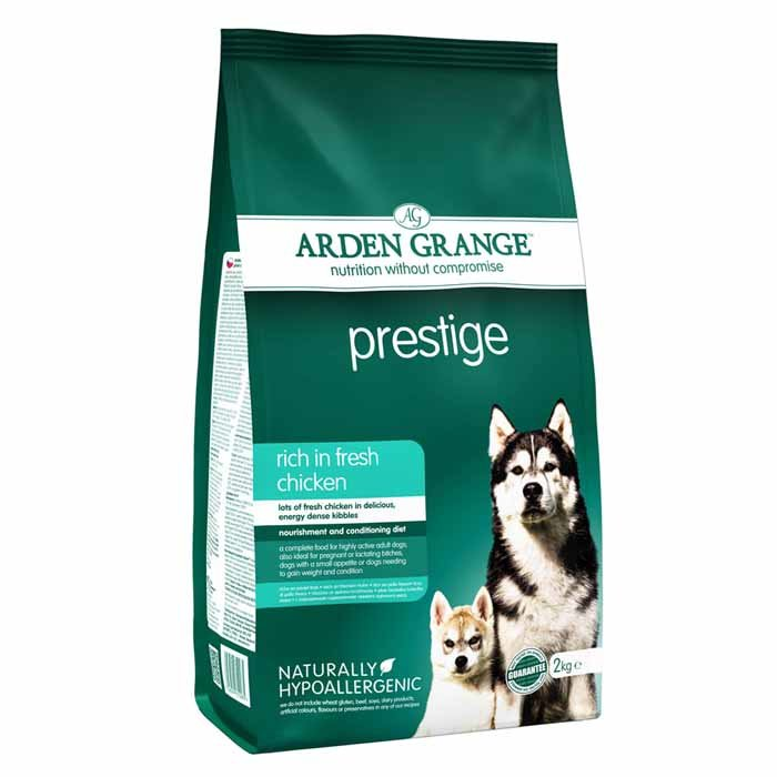 Arden Grange Prestige - rich in fresh chicken