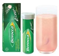Berocca Boost Effervescent Tabs 10s