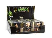 Bamboo Puzzles Display