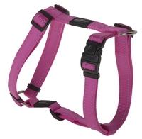 "Rogz Utility Pink XL (Lumberjack) H-Harness 23½""-39½"" x 1"