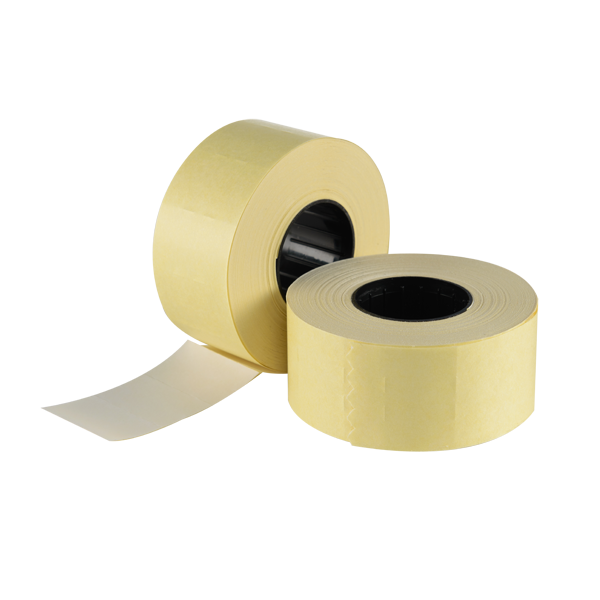 LYNX CT7 26x16mm Labels - White Outdoor (Box 22.5k)
