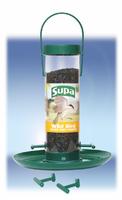 Supa Niger Seed Feeder with Tray x 1