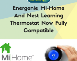 The brilliant Energenie MiHome and Nest Learning Thermostat are now fully compatible, giving you even more comfort and control over your heating at home. Click below for all the details...
