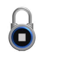 Smart Bluetooth Fingerprint Padlock