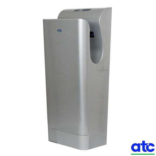 ATC Premium Blade Hand Dryer Silver c/w HEPA Filter